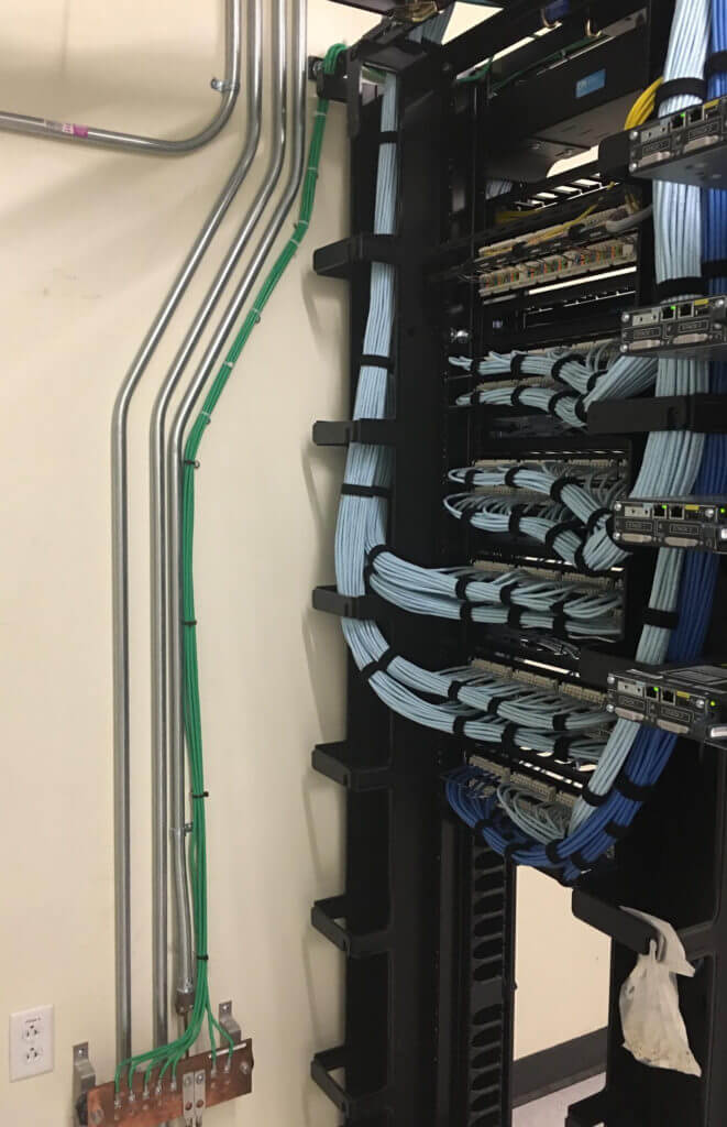 Structured Cabling Up to Standards