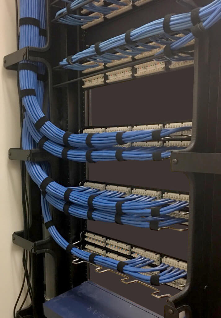 Structured Cabling Never A Mess with SPC