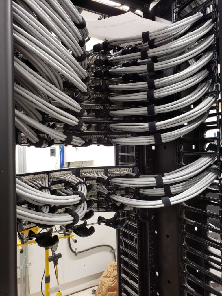 Structured cabling quality you can count on