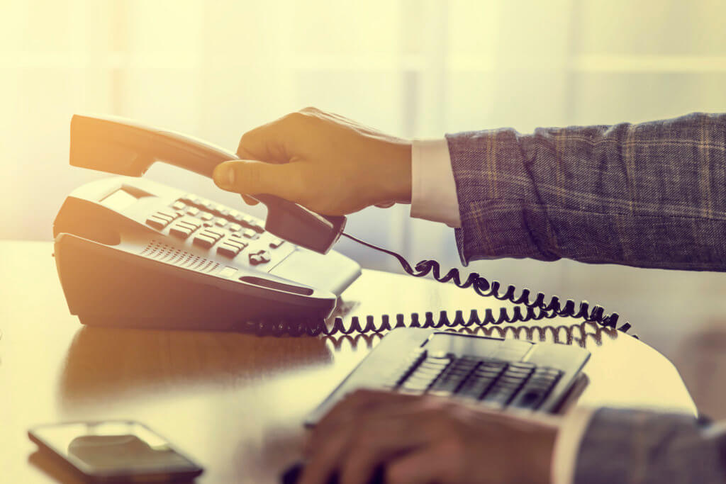 Office Telephone on SPC Cloud-Based Phone Service