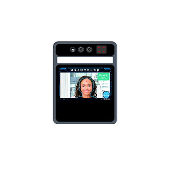 5in Facial Recognition_Temperature Station